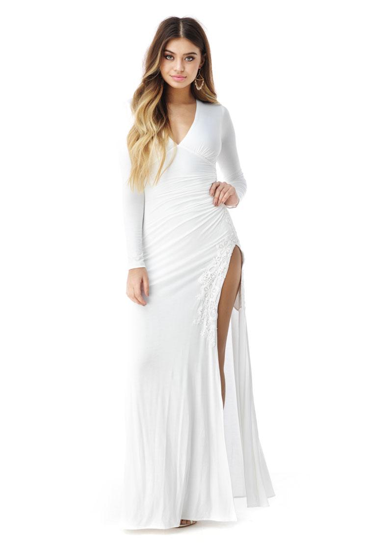 Rochie lungă SKY Safdar