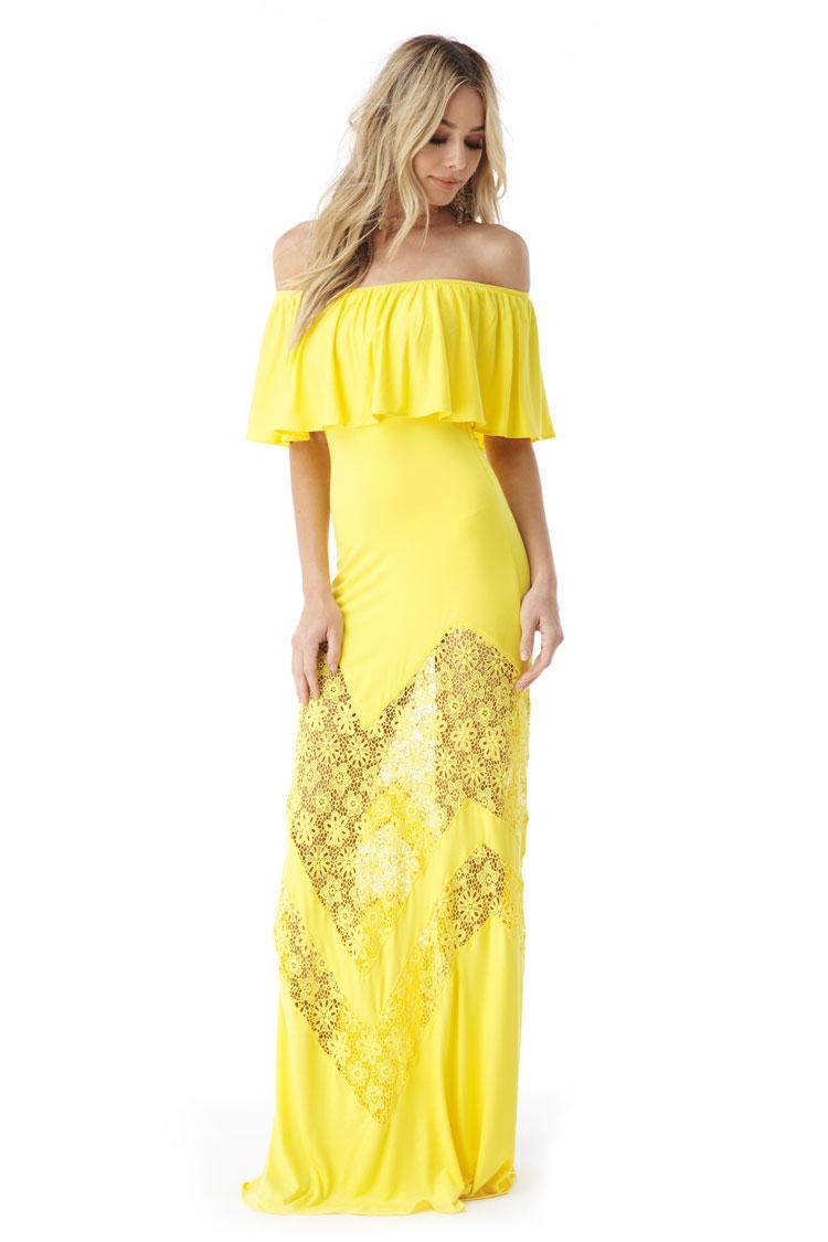 Rochie lungă SKY Tatsuo