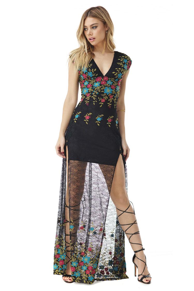 Rochie lungă SKY Terri
