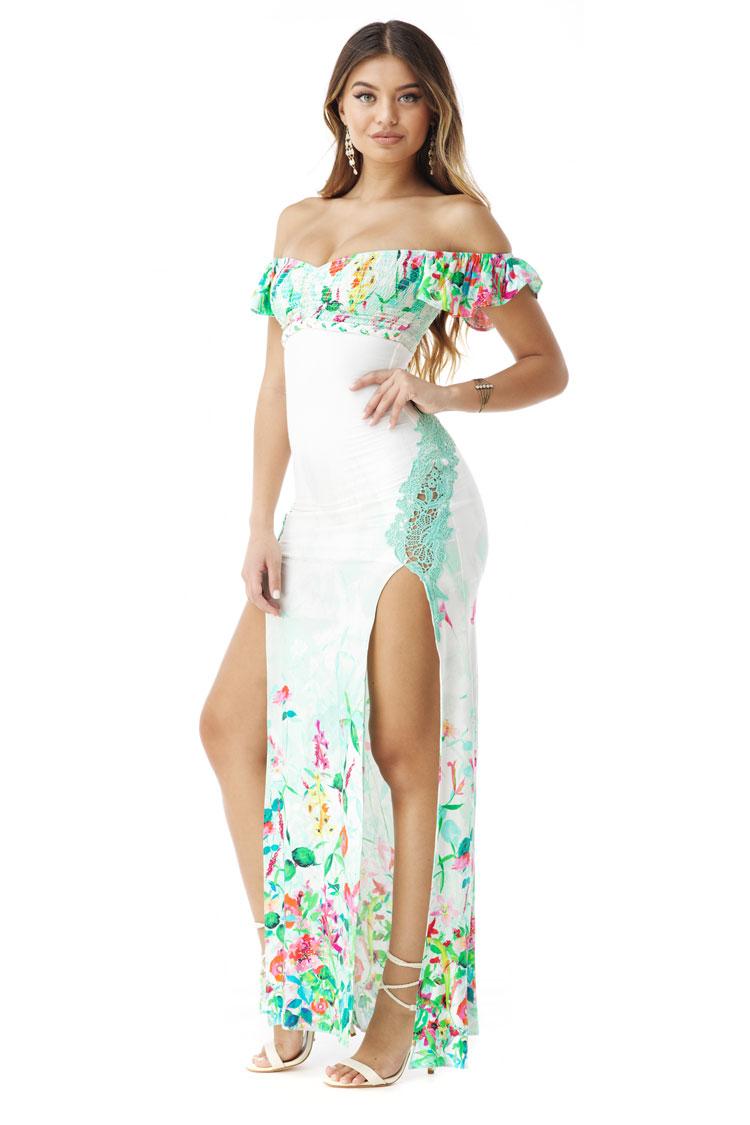 Rochie lungă SKY Winston