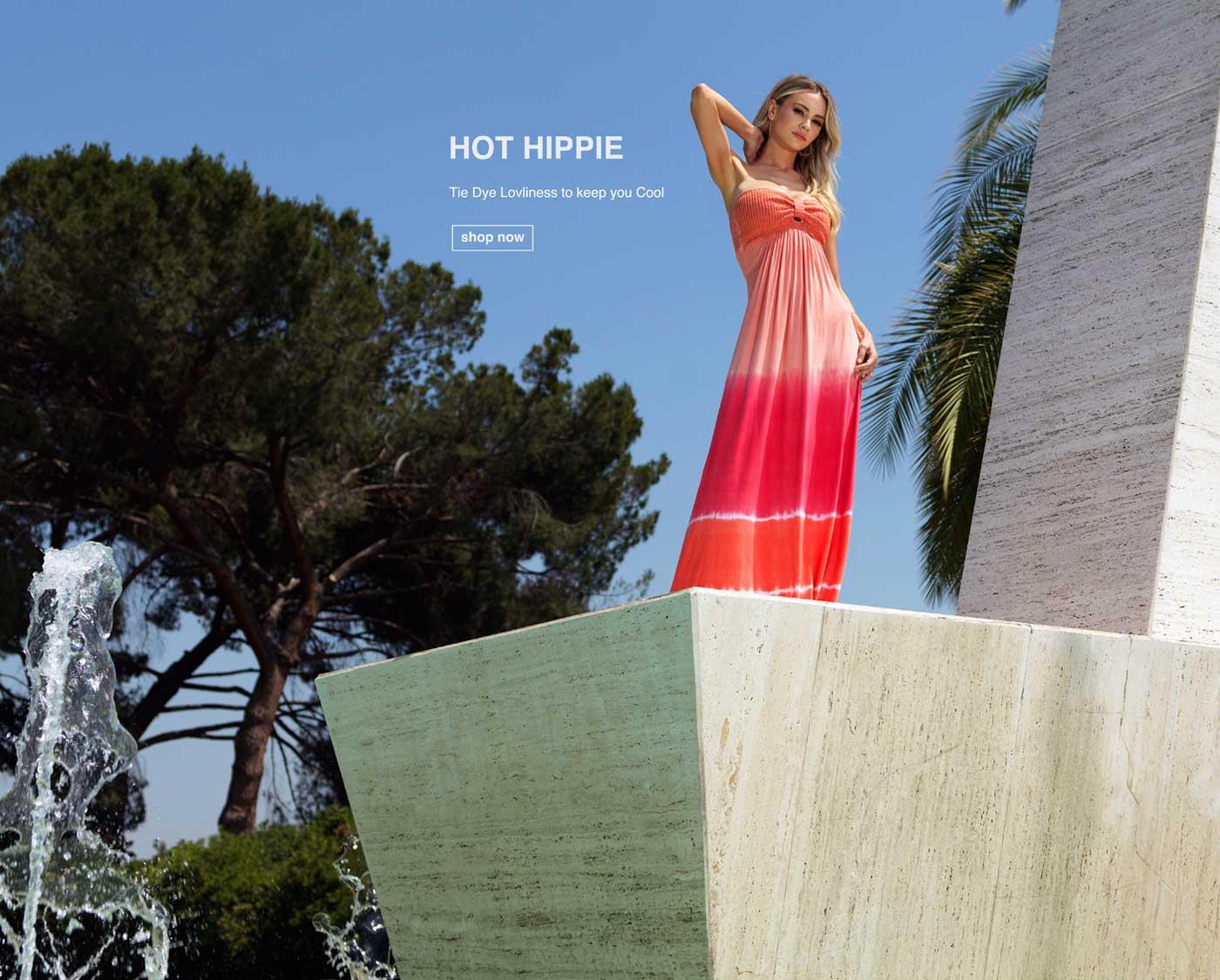 HOT HIPPIE