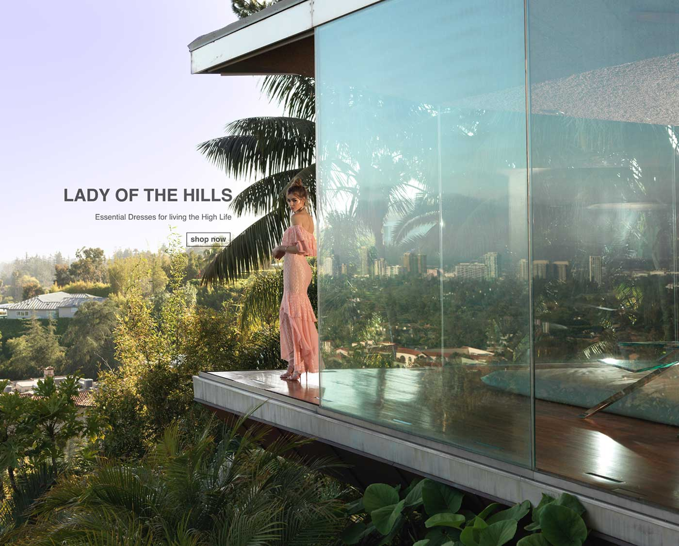LADY OF THE HILLS