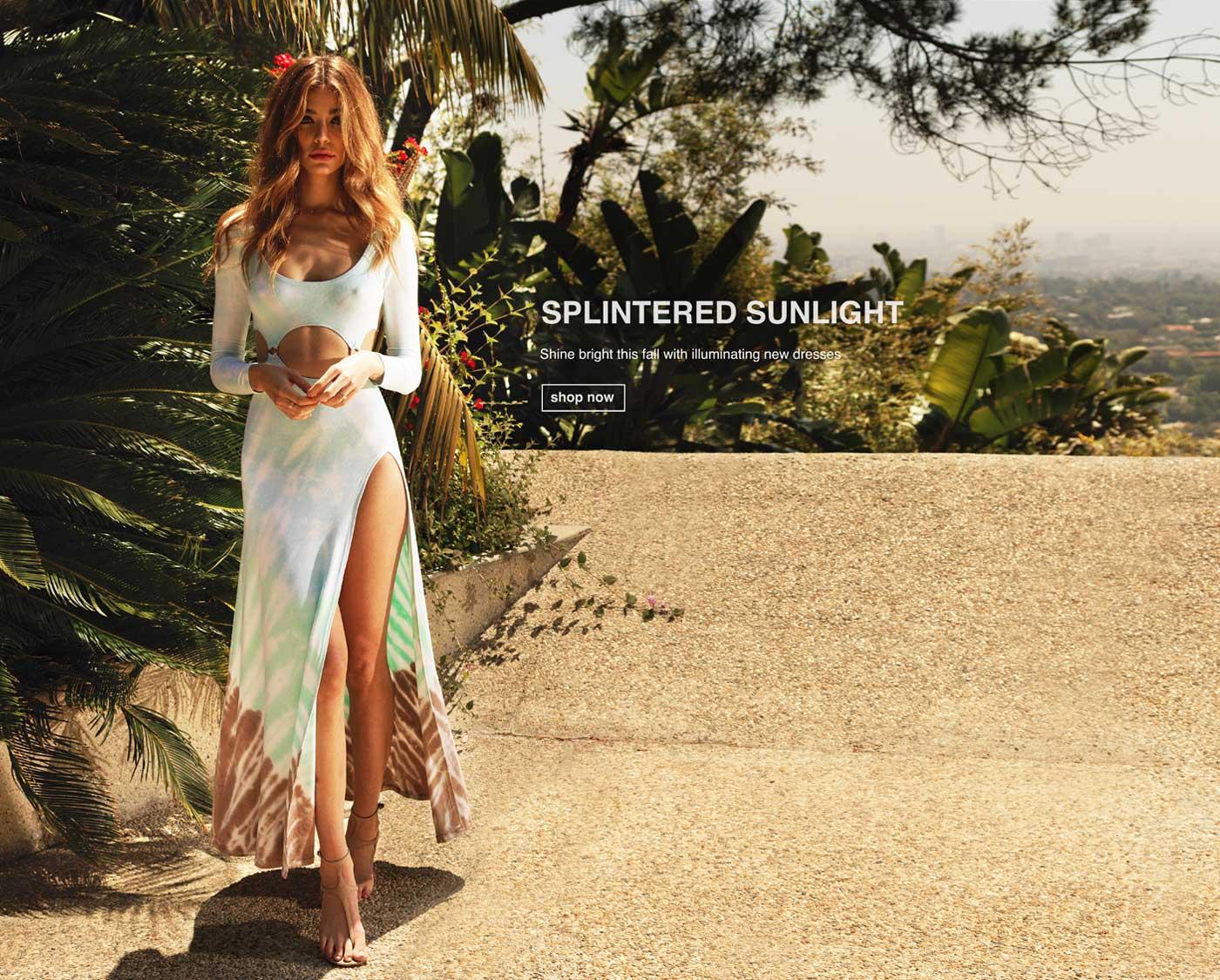 SPLINTERED SUNLIGHT